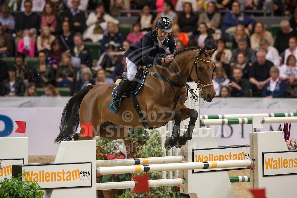 Denis Lynch (IRL) & Lantinus - Gothenburg Trophy presented by Carpe Diem - Gothenburg Horse Show 2013 - Scandinavium, Gothenburg, Sweden - 27 April 2013