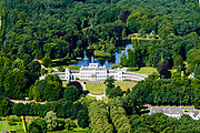 Nederland, Provincie, Plaats, 17-07-2017;<br /> Paleis Soestdijk. The palace of the former queen Juliana and prince Bernhard.<br /> <br /> luchtfoto (toeslag op standard tarieven);<br /> aerial photo (additional fee required);<br /> copyright foto/photo Siebe Swart