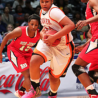 Hoover vs Bob Jones Girls Basketball