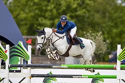 Dindane Rania, BEL, Moonfighter Machiavelli<br /> Belgisch kampioenschap Young Riders - Azelhof - Lier 2019<br /> © Hippo Foto - Dirk Caremans<br /> 30/05/2019