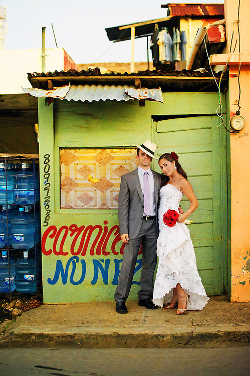A destination wedding at Casa Kimball in the Dominican Republic. Image by Maine Wedding Photographer, Puerto Vallarta Wedding Photographer, New York City Wedding Photographer and Philadelphia Wedding Photographer Michelle Turner.