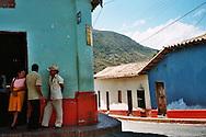 cumana bus station, venezuela, august 2003