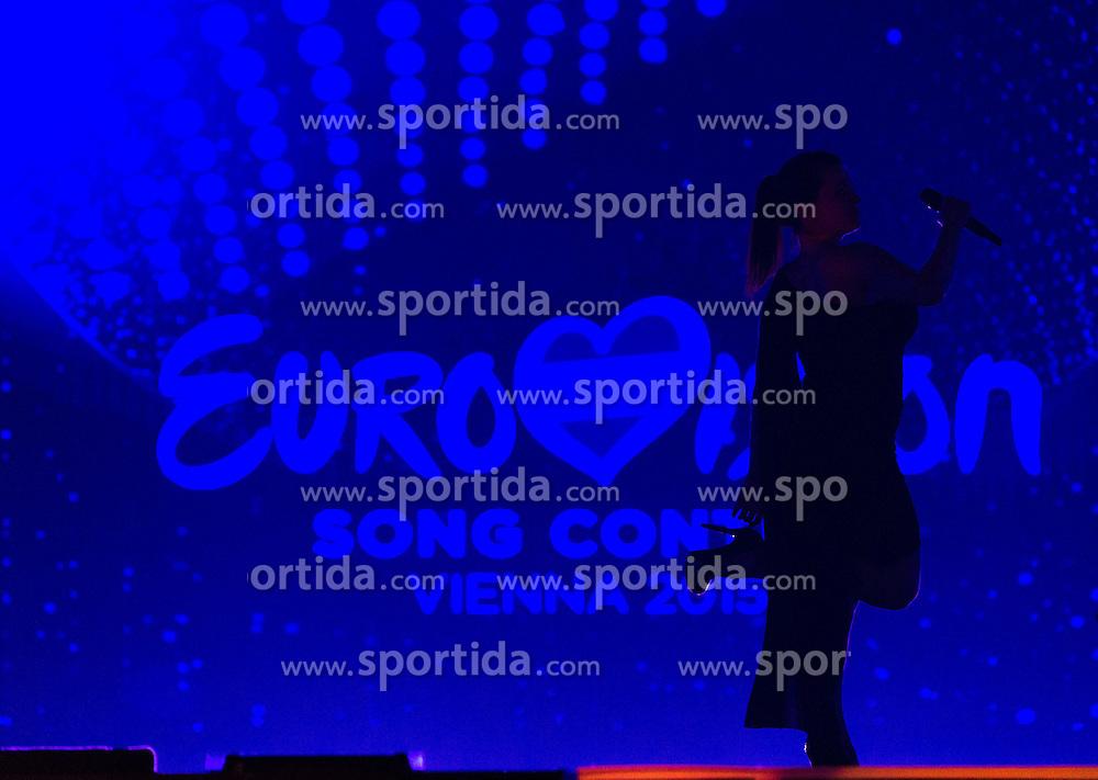 16.05.2015, Stadthalle, Wien, AUT, Eurovision Songcontest Vienna 2015, Zweite Probe des Zweiten Semifinales, im Bild Feature // during 2nd rehearsal of the 2nd Semi-Final for Eurivision Songcontest Vienna 2015 at Stadthalle in Vienna, Austria on 2015/05/16, EXPA Pictures © 2015, PhotoCredit: EXPA/ Michael Gruber