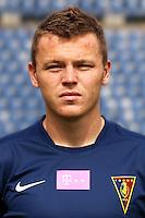 15.07.2014 Szczecin<br /> T-Mobile Ekstraklasa Sezon 2014/2015<br /> Pogon Szczecin<br /> Mateusz Matras