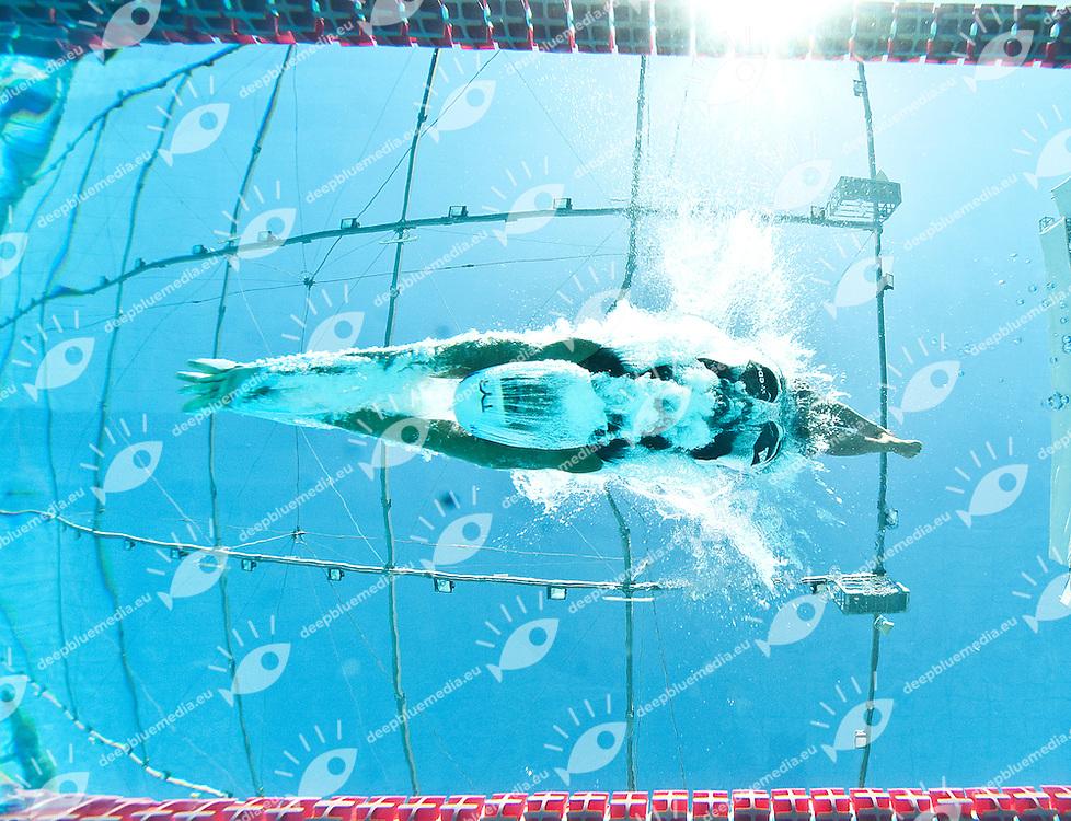 BALMY Coralie FRA<br /> 400 Freestyle  Women<br /> 50 Settecolli Trofeo Internazionale di nuoto 2013<br /> swimming<br /> Roma, Foro Italico  12 - 15/06/2013<br /> Day01Final<br /> Photo Diego Montano/Deepbluemedia/Insidefoto