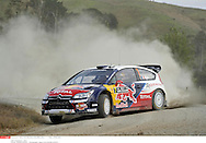 OGIER SEBASTIEN..CITROEN C4 WRC..NEW ZEALAND RALLY 2010 *** Local Caption *** ogier (sebastien) - (fra) -