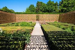 Christian Garden part of Gardens of the World at IGA 2017 International Garden Festival (International Garten Ausstellung) in Berlin, Germany