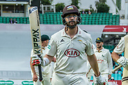 29 Aug 2018 - Surrey v Nottinghamshire. Specsavers County Championship - Day one.