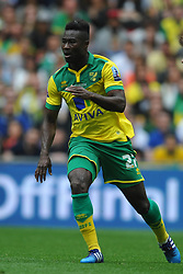 Alexander Tettey Norwich, Middlesbrough v Norwich, Sky Bet Championship, Play Off Final, Wembley Stadium, Monday  25th May 2015