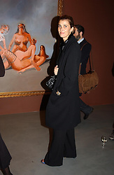PRINCESS ROSSARIO OF BULGARIA  at an exhibition of paintings by artist George Condo entitled 'Religious Paintings' held at the Spruth Magers Lee Gallery, 12 Berkeley Street, London W1 on 12th October 2004.<br />