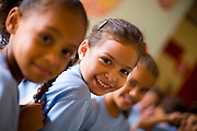 Belo Horizonte_MG, Brasil...Atividades na Unidade Municipal de Educacao Infantil (UMEI) Mangueiras...The activities in the Municipal Child Education (UMEI) Mangueiras.. .Foto: LEO DRUMOND / NITRO