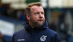 Bristol Rovers assistant manager Marcus Stewart - Mandatory by-line: Robbie Stephenson/JMP - 30/12/2017 - FOOTBALL - Sportsdirect.com Park - Oldham, England - Oldham Athletic v Bristol Rovers - Sky Bet League One