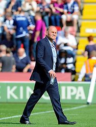 Bristol Director of Rugby Andy Robinson - Photo mandatory by-line: Joe Meredith/JMP - Mobile: 07966 386802 - 7/09/14 - SPORT - RUGBY - Bristol - Ashton Gate - Bristol Rugby v Worcester Warriors - The Rugby Championship