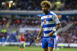 Daniel Williams of Reading - Mandatory by-line: Jason Brown/JMP - 16/05/2017 - FOOTBALL - Madejski Stadium - Reading, England - Reading v Fulham - Sky Bet Championship Play-off Semi-Final 2nd Leg