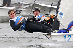 2015 DLR | 49erFX | 29 May