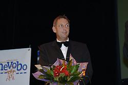 08-10-2006 VOLLEYBAL: GALA 2006: DOETINCHEM<br /> In de schouwburg van Doetinchem werd het volleybalgala 2006 gehouden / Jaap Boom<br /> ©2006-WWW.FOTOHOOGENDOORN.NL