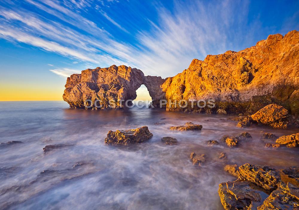 Arch Rock at Cameo Shores Corona Del Mar