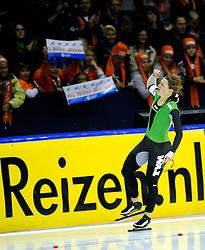 31-10-2009 SCHAATSEN: NK AFSTANDEN: HEERENVEEN<br /> Ireen Wust<br /> ©2009-WWW.FOTOHOOGENDOORN.NL