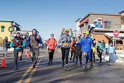 Millinocket Marathon and Half, 5th year