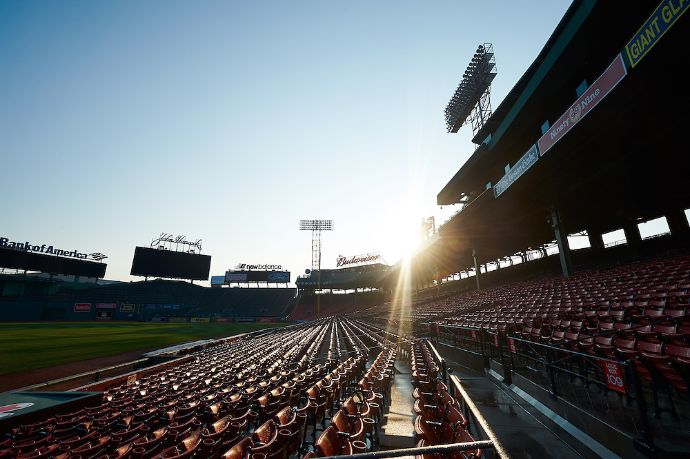 A day with the Fenway Park grounds crew