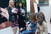 GRAINNE STEVENSON; KATYA FORMICHEV; POLLY SHALSON; JULIETTE, Dogs Trust Honours 2009, A celebration of man's best friend. The Hurlingham Club, Ranelagh Gardens, London, SW6. 19 May 2009.