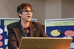 Am 23. Januar 2016 lud die Bürgerinitiative Lüchow-Dannenberg zu einem Seminartag über die Fehler im Verfahren um das geplante Atommüll-Endlager in Gorleben ein. Im Bild: Der Vorsitzende der Bügerinitiative Lüchow-Dannenberg, Martin Donat<br /> <br /> Ort: Lüchow<br /> Copyright: Andreas Conradt<br /> Quelle: PubliXviewinG
