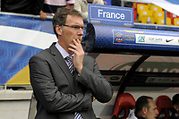 FOOTBALL - INTERNATIONAL FRIENDLY GAMES 2011/2012 - FRANCE v ESTONIA  - 5/06/2012 - PHOTO JEAN MARIE HERVIO / REGAMEDIA / DPPI - LAURENT BLANC (COACH FRANCE)