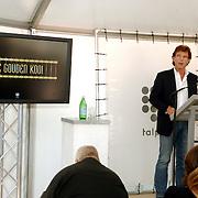 NLD/Eemnes/20060921 - Perspresentatie de Gouden Kooi, John de Mol