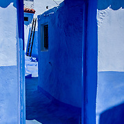 Blue Citry, Morocco