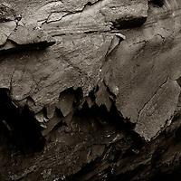 Slate Cliffs of Valentia Island, County Kerry, Ireland / rc054