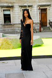 Chanel Iman attends the preview party for The Royal Academy of Arts Summer Exhibition 2013 at Royal Academy of Arts on June 5, 2013 in London, England. Photo by Chris Joseph / i-Images.