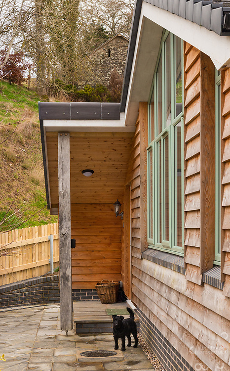 Ty-Isaf, Meifod, Wales, Chrysalis Architects UK. 29/01/2020
