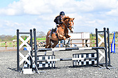 Class 05 - Pony Newcomers Open - 100cm