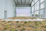 Tokyo, Japan, June 2019 - Christian Boltanski, Animitas II exhibition at L'Espace Louis Vuitton Tokyo.