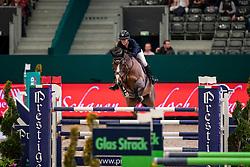 RENWICK Laura (GBR), Bintang II<br /> Leipzig - Partner Pferd 2019<br /> IDEE Kaffe Preis<br /> CSI5*<br /> 18. Januar 2019<br /> © www.sportfotos-lafrentz.de/Stefan Lafrentz