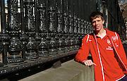 n/z.: bramkarz Wojciech Szczesny ( Arsenal ) podczas wizyty w Muzeum Brytyjskim w Londynie. sezon 2006/2007, liga angielska , pilka nozna , Wielka Brytania , Londyn , 14-03-2007 , fot.: Adam Nurkiewicz / mediasport..goalkeeper Wojciech Szczesny ( Arsenal ) during visit at The British Museum in London. March 14, 2007 ; season 2006/2007 , football , Great Britain , London ( Photo by Adam Nurkiewicz / mediasport ) ..*** ZDJECIE MOZE BYC UZYTE W PRASIE, GDY SPOSOB JEGO WYKORZYSTANIA ORAZ PODPIS NIE OBRAZAJA OSOB ZNAJDUJACYCH SIE NA FOTOGRAFII***