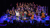 Seattle Rock Orchestra performs David Bowie, T. Rex, and ELO 2015.11.08
