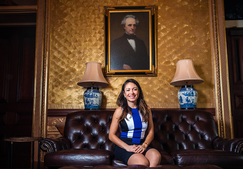 WASHINGTON, DC -- 11/12/15 -- Katherine Vargas, director of Hispanic Media for the White House, is leaving for a new job at Google..…by André Chung #_AC21569