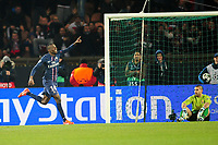 joie de Blaise Matuidi (Paris) apres son but
