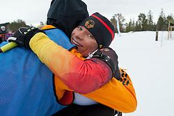 WICKER Anja, GER, Long Distance Biathlon, 2015 IPC Nordic and Biathlon World Cup Finals, Surnadal, Norway