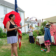 July 4 festivities at Strawbery Banke, 2014