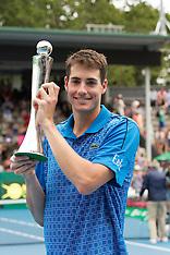 Auckland - Tennis - Heineken Open - Final
