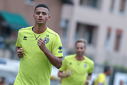 July 28, 2018 - Trento, TN, Italy - Alessio Da Cruz during the Pre-Season friendly between Sampdoria and Parma, in Trento on July 28, 2018, Italy  (Credit Image: © Emmanuele Ciancaglini/NurPhoto via ZUMA Press)