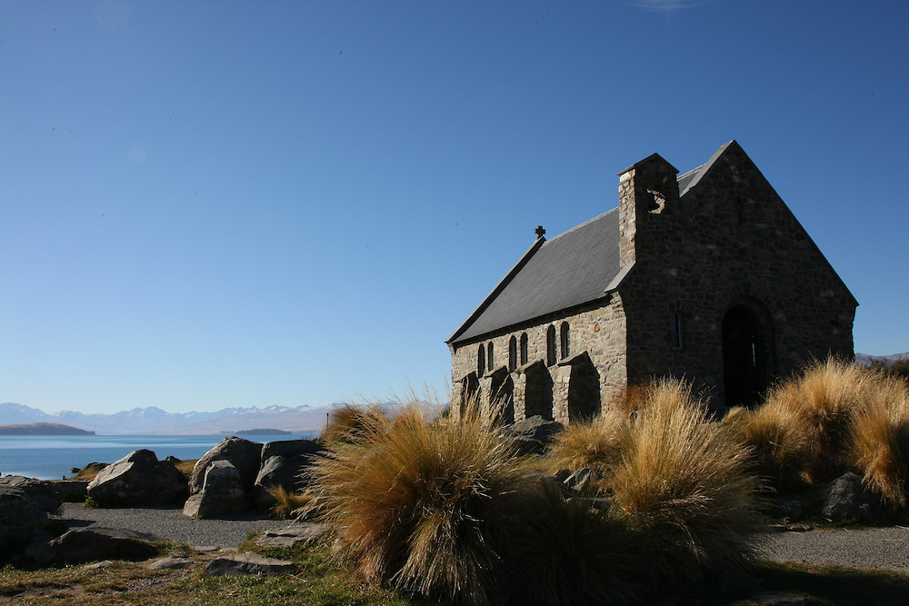 Church of the Good Shepherd at Lake Tekapo, Central Otago, New Zealand, Saturday, May 05, 2012. Credit:SNPA / Dianne Manson