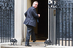 London, June 27th 2017. Secretary of State for Environment, Food and Rural Affairs Michael Gove attends the weekly UK cabinet meeting at 10 Downing Street in London.