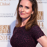 NLD/Amsterdam/20140929 - Uitreiking Beau Monde Awards 2014, Marie Claire Witlox