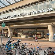 NLD/Amsterdam/20170814 - Station Amsterdam Bijlmer Arena,