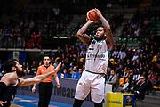 Davon Jefferson<br /> Pallacanestro Cantu' - Basket Leonessa Brescia<br /> Basket Serie A LBA 2018/2019<br /> Desio 07 April 2018<br /> Foto Mattia Ozbot / Ciamillo-Castoria