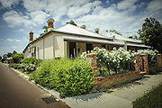 Anzac Poppy Plaque house in Guildford, Western Australia