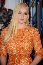 Abbie Cornish attends The World Premiere of 'Robocop'. BFI IMAX, London, United Kingdom. Wednesday, 5th February 2014. Picture by Chris Joseph / i-Images